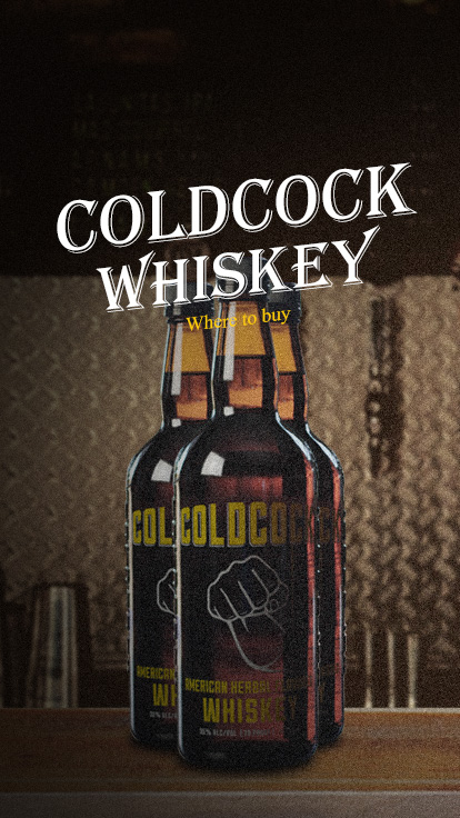 Where to Buy | Coldcock Whiskey